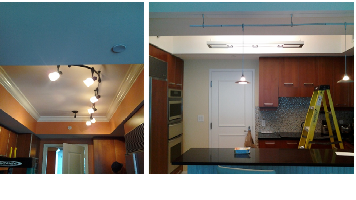 track lighting install